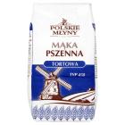 POLSKIE MŁYNY Mąka pszenna Tortowa 1kg