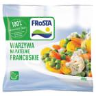 FROSTA Warzywa na patelnię Francuskie z sosem mrożone 400g