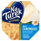NATUREK Nasz Camembert Ser pleśniowy naturalny 120g