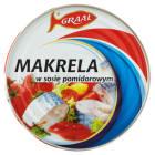 GRAAL Makrela w pomidorach 300g