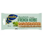 WASA Sandwich Kanapka z serkiem i ziołami 30g