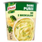 KNORR Gorący Kubek Puree ziemniaczne z serem i brokułami 50g