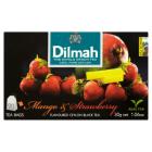 DILMAH Herbata mango-truskawka 20 torebek 30g
