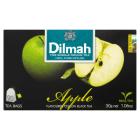 DILMAH Herbata jabłkowa 20 torebek 30g
