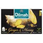 DILMAH Herbata imbirowo-miodowa 20 torebek 30g