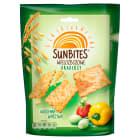 SUNBITES Herbatniki wielozbożowe o smaku wiosennych warzyw 100g