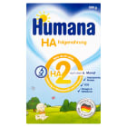 HUMANA Hipoalergiczne mleko następne HA2 Premium - po 6 miesiącu 500g