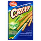FELIX Crixy Paluszki krakersowe - zielona cebulka 85g