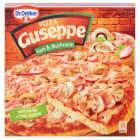 DR. OETKER GUSEPPE Pizza z szynką i pieczarkami mrożona 425g