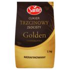 SANTE Cukier trzcinowy nierafinowany Golden Granulated 1kg