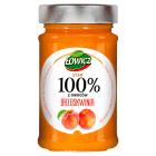 ŁOWICZ 100% z owoców Brzoskwinia 220g