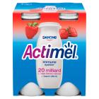 DANONE Actimel Truskawka Napój mleczny (4 sztuki) 400g