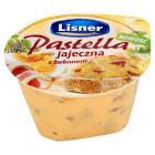 LISNER Pastella Pasta kanapkowa jajeczna z bekonem 80g