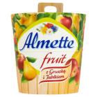 HOCHLAND Almette Fruit Serek twarogowy z gruszką i jabłkiem 150g
