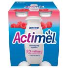 DANONE Actimel Malina Napój mleczny (4 sztuki) 400g