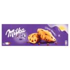 MILKA Choco Twist Ciastka biszkoptowe z kawałkami czekolady 140g