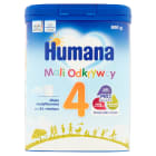 HUMANA JUNIOR Mleko następne 4 - po 24 miesiącu 800g