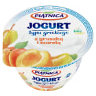 PIĄTNICA Jogurt typu greckiego 0% z gruszką i jabłkiem 150g
