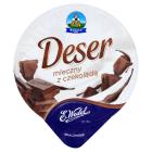 OSM ŁOWICZ Deser mleczny z czekoladą E.Wedel 130g