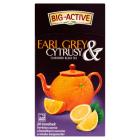 BIG-ACTIVE Herbata czarna Earl Grey&Cytrusy 20 torebek 40g