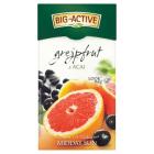 BIG-ACTIVE Herbata owocowa Grapefruit z Acai 20 torebek 45g