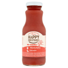FIMARO Happy Fruits Junior Smoothie Czerwony (truskawka i banan) 250 ml