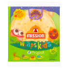 MISSION Wraps Kids Tortilla pszenna 8 szt. 320 g
