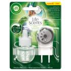 AIR WICK Freshmatic Life Scents Odświeżacz elektryczny i wkład-Deszczowa świeżość lasów Amazonii 19ml
