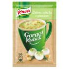 KNORR Gorący Kubek Smak zielona cebulka z grzankami 17g