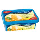 ALGIDA TRIO Siciliana Lody cytrynowo-pomarańczowo-śmietankowe 1l
