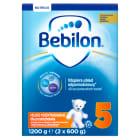 BEBILON Junior 5 Mleko Modyfikowane z Pronutra+ ADVANCE - po 3 roku życia 1.2kg