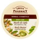 GREEN PHARMACY Masło do ciała Olej arganowy i figi 200ml