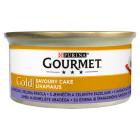 GOURMET Gold Karma dla kotów z jagnięciną i zieloną fasolą 85g