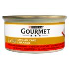 GOURMET Gold Karma dla kotów z wołowiną i pomidorami 85g