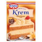 DR. OETKER Krem do tortów i ciast smak waniliowy 120g