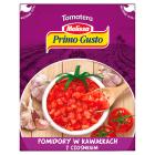 MELISSA Primo Gusto Tomatera Pomidory w kawałkach z czosnkiem 390g