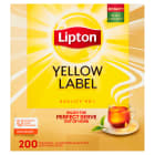 LIPTON Yellow Label Herbata ekspresowa 200 torebek (dwupak) 400g