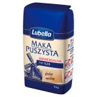 LUBELLA Mąka puszysta - Uniwersalna (typ 520) 1kg
