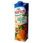HORTEX Sok słoneczne pomarańcze z cząstkami owoców 100% 1l