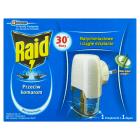 RAID Przeciw komarom Elektrofumigator z płynem owadobójczym - urządzenie i zapas 21ml