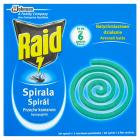 RAID Spirala przeciw komarom 10 szt. 1szt