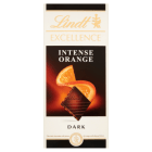 LINDT EXCELLENCE Czekolada Orange Intense 100 g