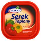MLEKPOL Serek topiony z papryką 100g