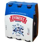 ŻYWIEC Piwo jasne bezalkoholowe (6x330ml) 1.98l