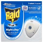 RAID Night & Day Przeciw muchom komarom i mrówkom - zapas 1szt