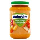 BOBOVITA Obiadek Bukiet warzyw z kurczakiem - po 8 miesiącu 190g