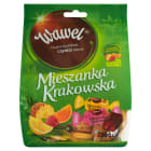 WAWEL Mieszanka Krakowska Galaretki w czekoladzie 280g