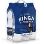 KINGA PIENIŃSKA Naturalna woda mineralna gazowana 9l