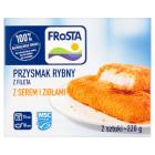FROSTA Przysmak rybny z serem i ziołami mrożony 220g