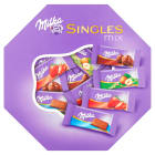 MILKA Czekoladki Singles mix 138g
